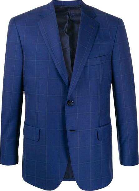 Brioni Checked blazer