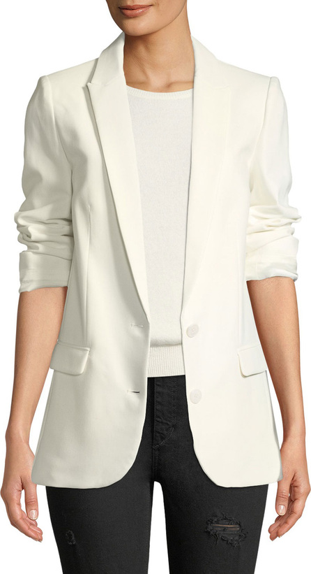 Zadig & Voltaire Viva Two-Button Embellished Blazer