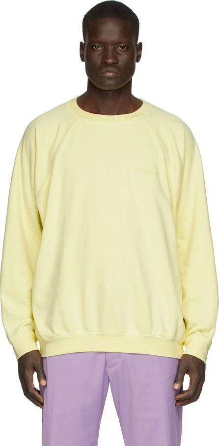 Noon Goons Yellow Summer Raglan Sweatshirt