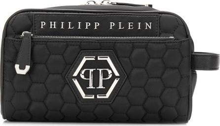 Philipp Plein Engraved wash bag
