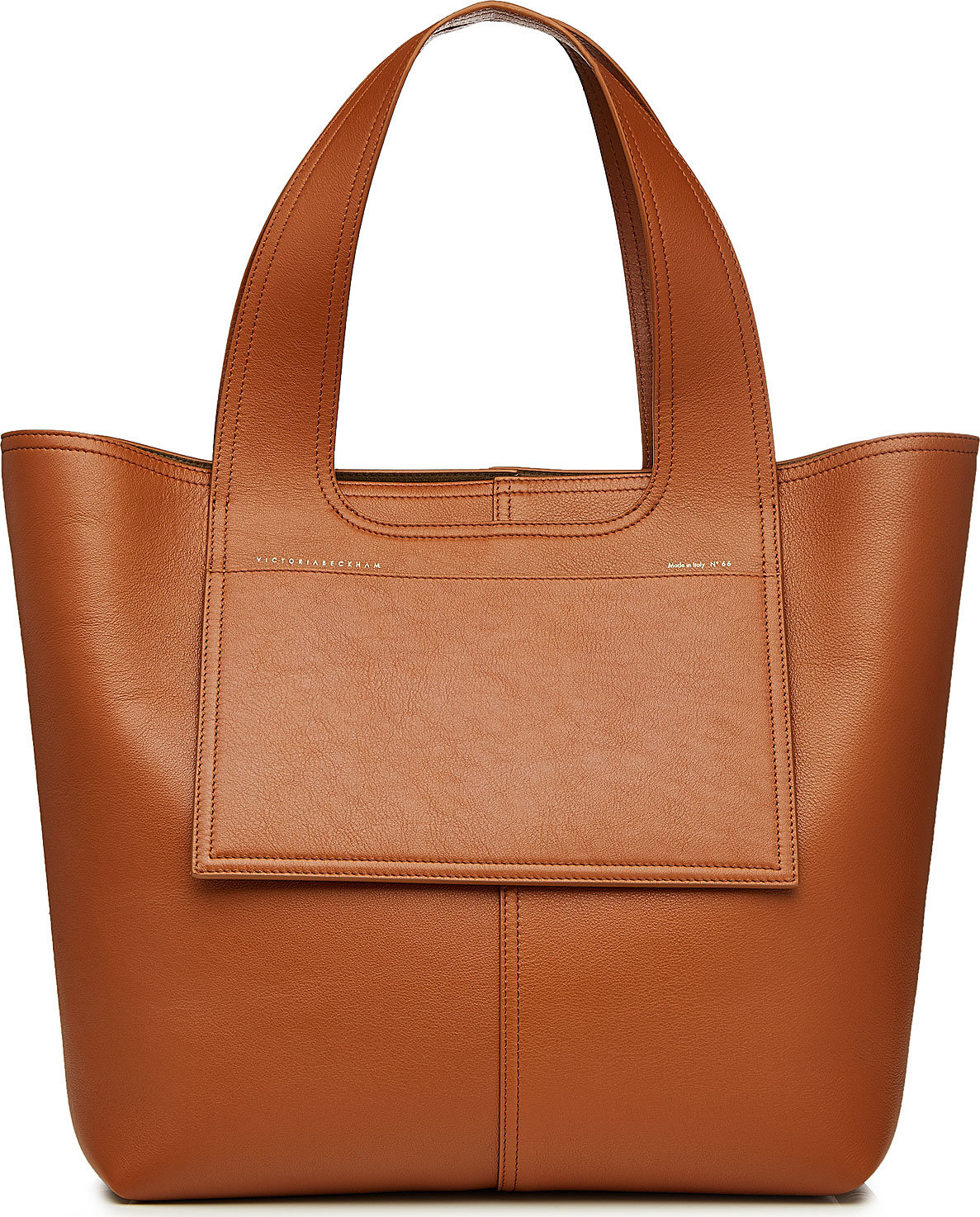 Victoria Beckham - Apron Leather Tote