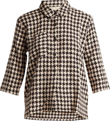 ace&jig Wheeler cotton shirt