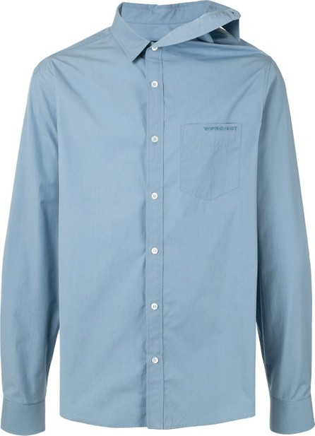 Y/Project Asymmetrical collared shirt