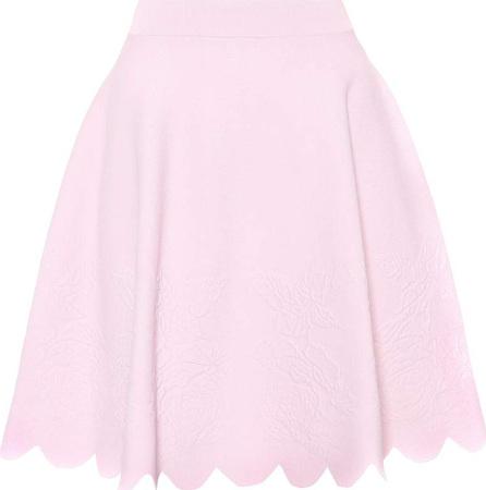 Alexander McQueen Knit miniskirt