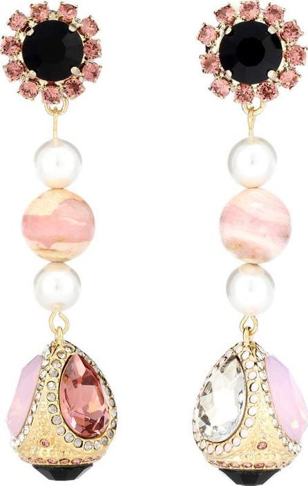 Erdem Teardrop earrings
