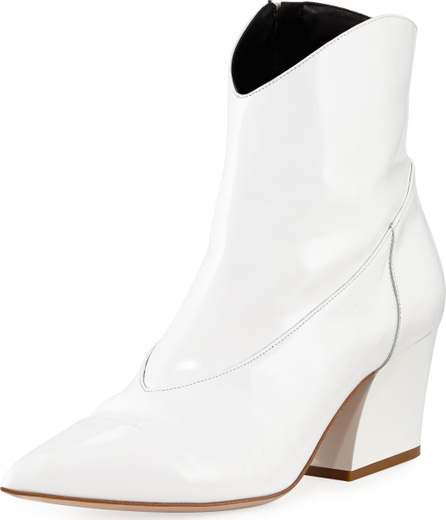 Tibi Dylan Leather 60mm Booties