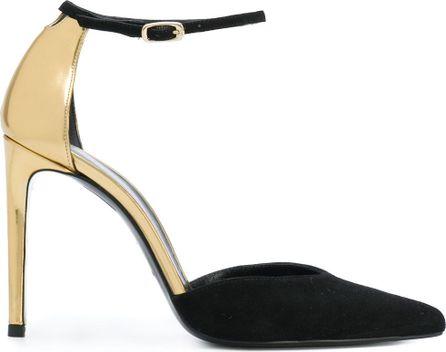 Stuart Weitzman pointed stiletto pumps