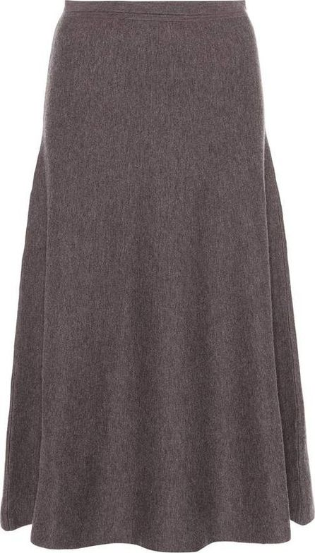 Gabriela Hearst Freddie wool-blend skirt