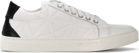 Frankie Morello 3D Effect low top sneakers