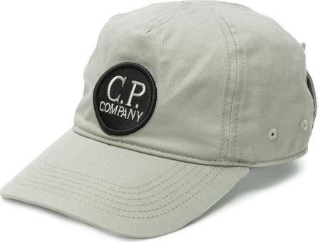 C.P. Company Logo goggle cap