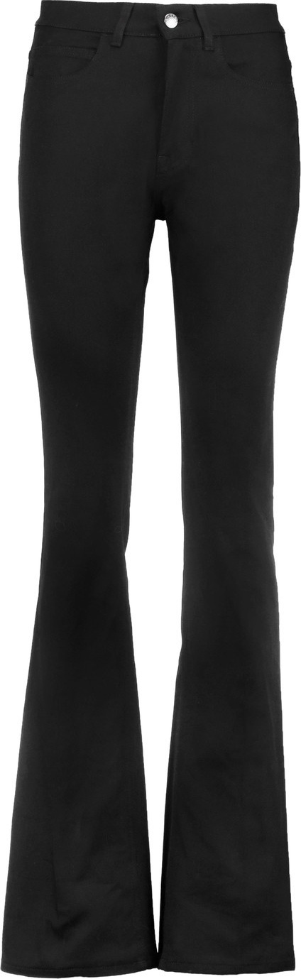 Acne Studios Lita high-rise flared jeans