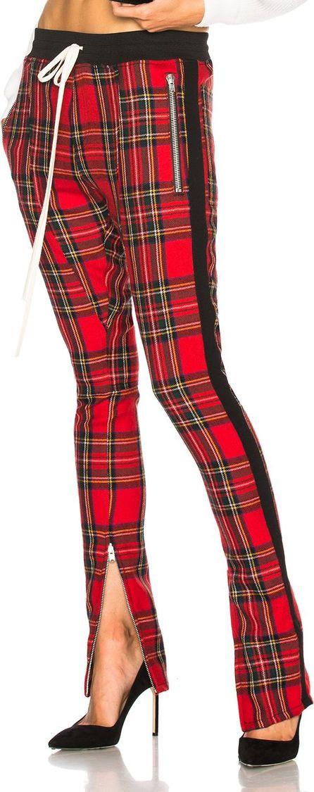 Fear of God Tartan Trouser Pants