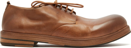 Marsell Zucca Zeppa leather derby shoes