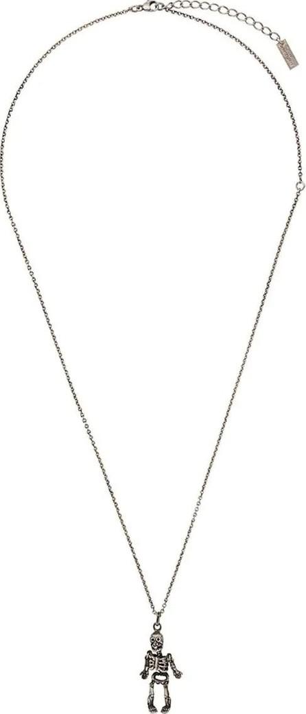 Saint Laurent Skull necklace