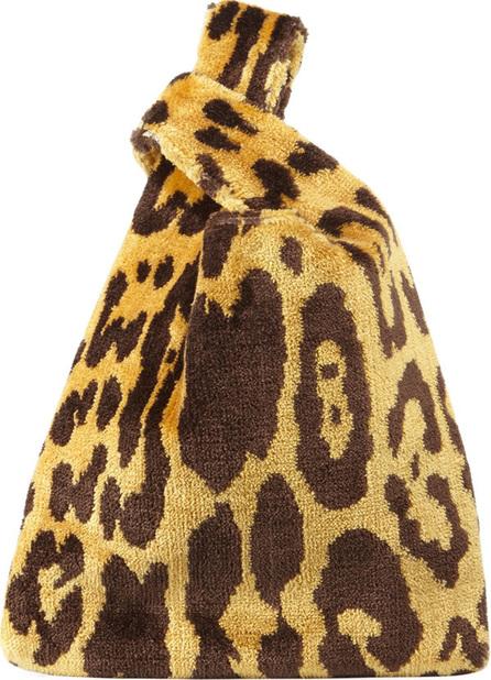 Hayward Mini Venetian Leopard Brocade Shopper Tote Bag