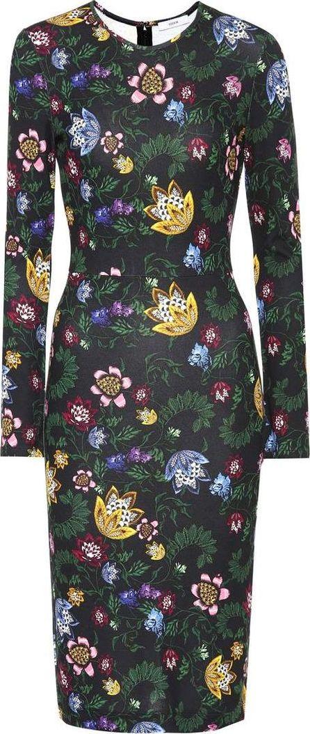 Erdem Eileen printed dress