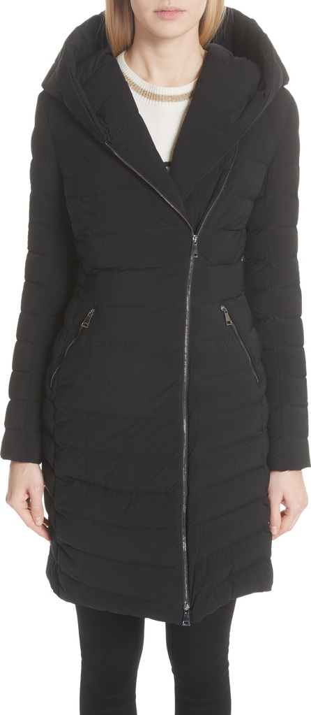 Moncler Barge Quilted Down Coat