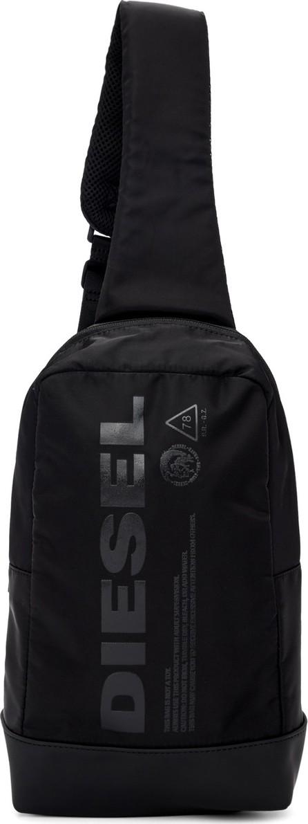Diesel Black F-Suse Mono Backpack