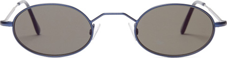 Andy Wolf Round metal sunglasses