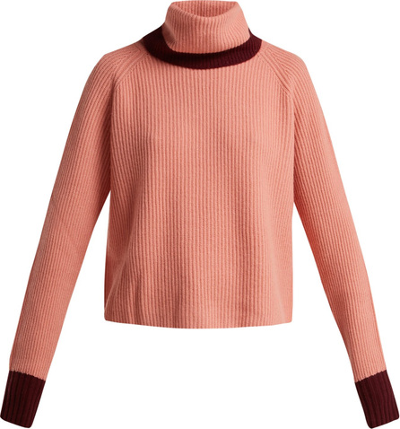 Sportmax Cashmere roll-neck sweater