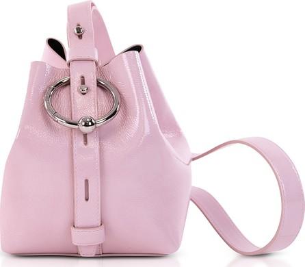 Rebecca Minkoff Naplack Leather Mini Kate Bucket Bag