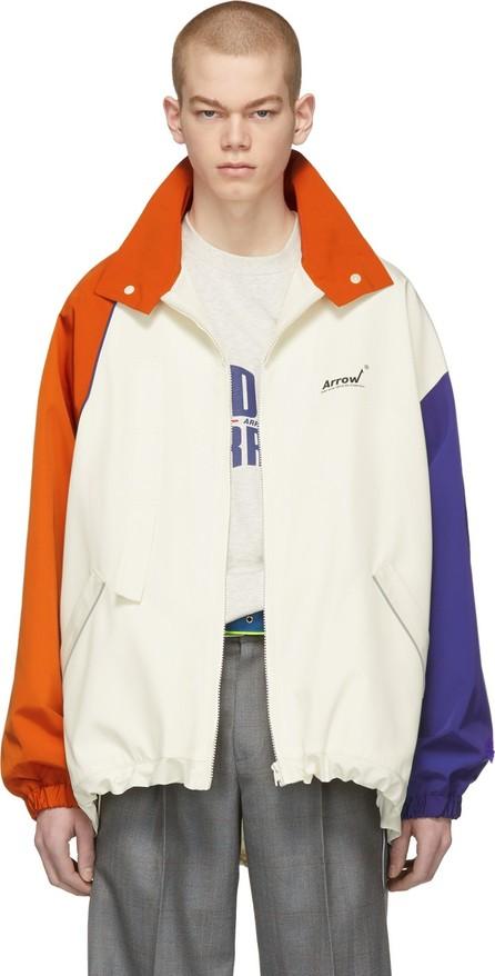 ADER error Off-White Arrow Jumper Jacket