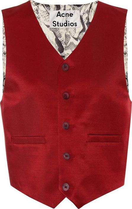 Acne Studios Janay wool-blend vest