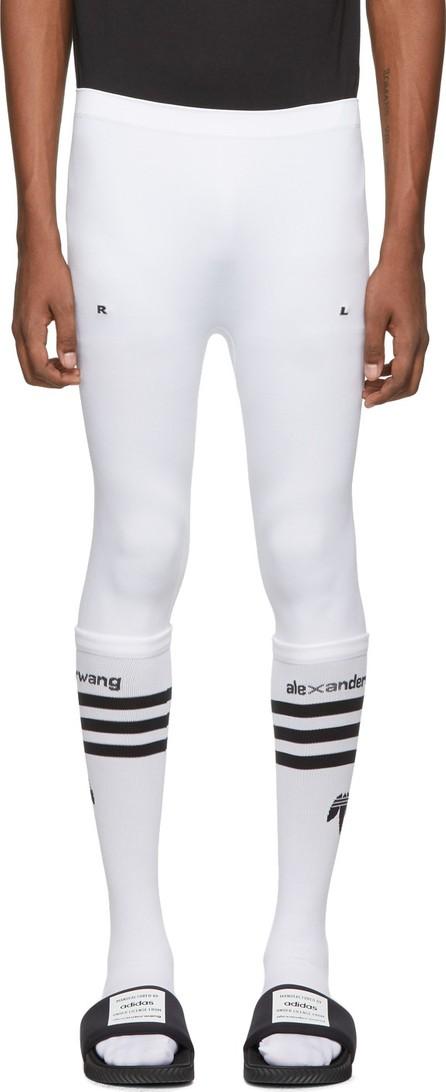 Adidas Originals by Alexander Wang White Sock Tights