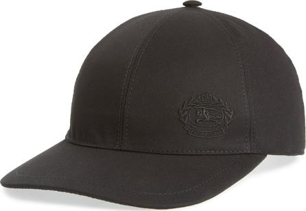 Burberry London England DK Crest Baseball Cap