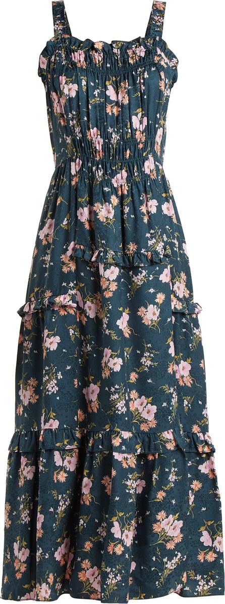 Rebecca Taylor Emilia floral-print silk dress