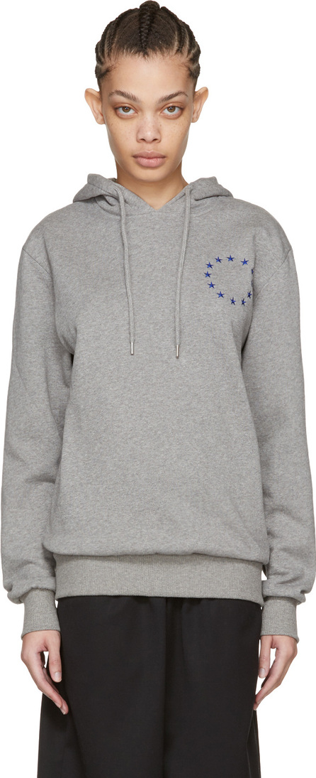 Etudes Grey Étoile Europa Hoodie