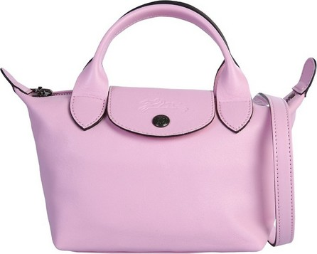 Longchamp Mini Le Pliage Cuir Bag