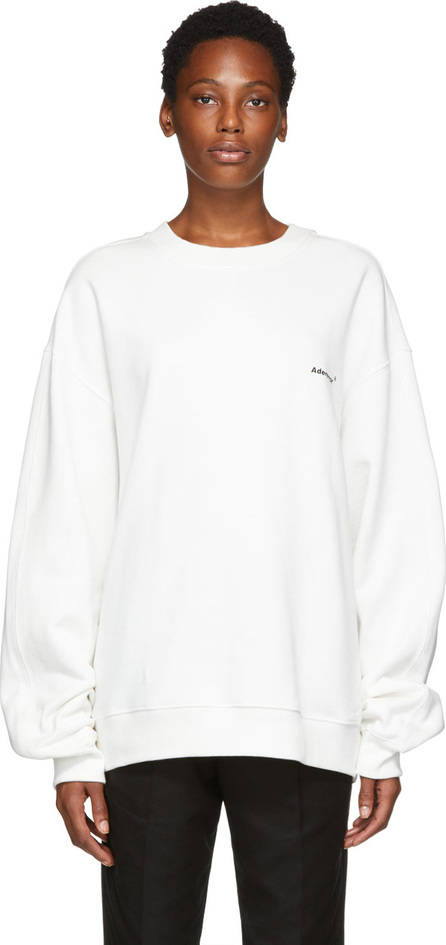 ADER error White Basic Sweatshirt