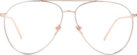 Linda Farrow Aviator optical glasses