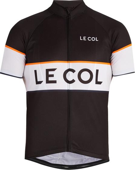 Le Col Sport zip-through cycling top