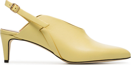ATP Atelier Abra 55 leather slingbacks