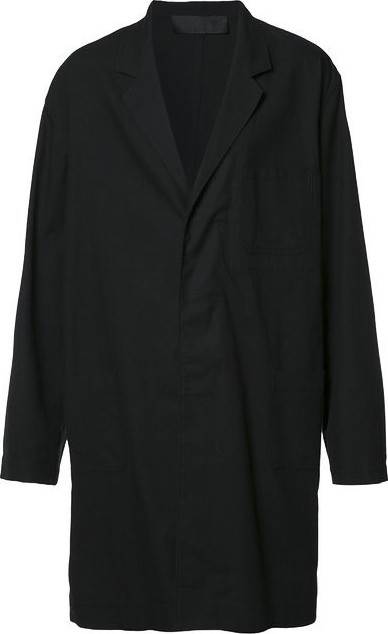 Haider Ackermann oversized midi coat