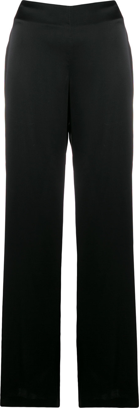 Blumarine - Wide leg trousers