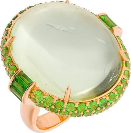 742616b6e Margot McKinney 18k Pink Stone & Baroque Pearl Drop Earrings - Mkt