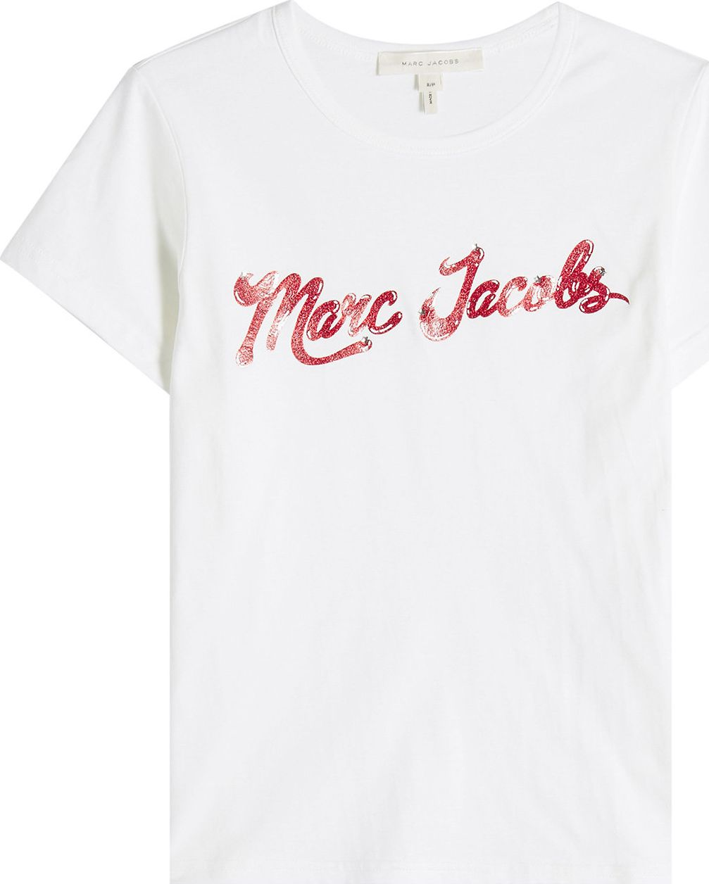 MARC JACOBS - Printed Cotton T-Shirt
