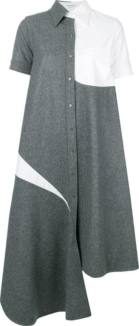 Thom Browne Flannel Shirt Dress