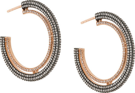 Astley Clarke Large Icon hoop earrings