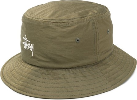 Stussy Logo patch bucket hat