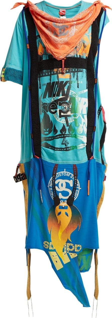 Noki Customised street couture dress