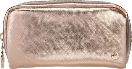 Stephanie Johnson Monte Carlo Rose Gold Mini Pouch