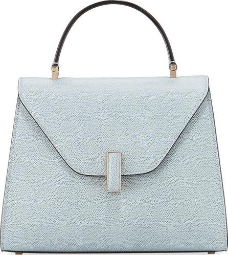 Valextra Iside Medium Leather Top-Handle Bag