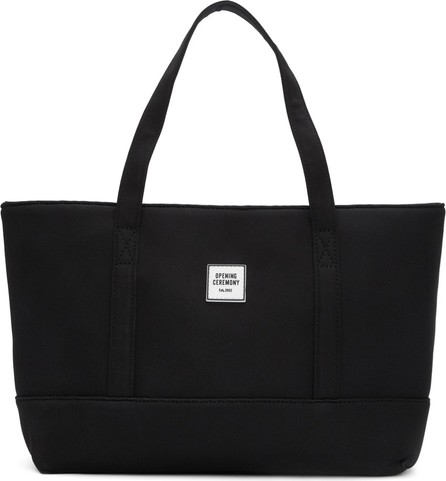 Opening Ceremony SSENSE Exclusive Black Mini Neoprene Tote