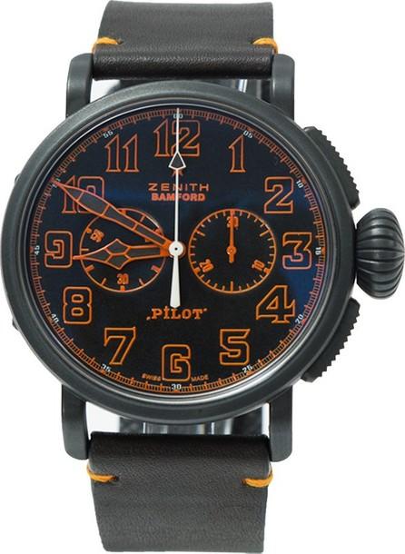 Bamford Watch Department zenith type 20 chrono 'ton up'
