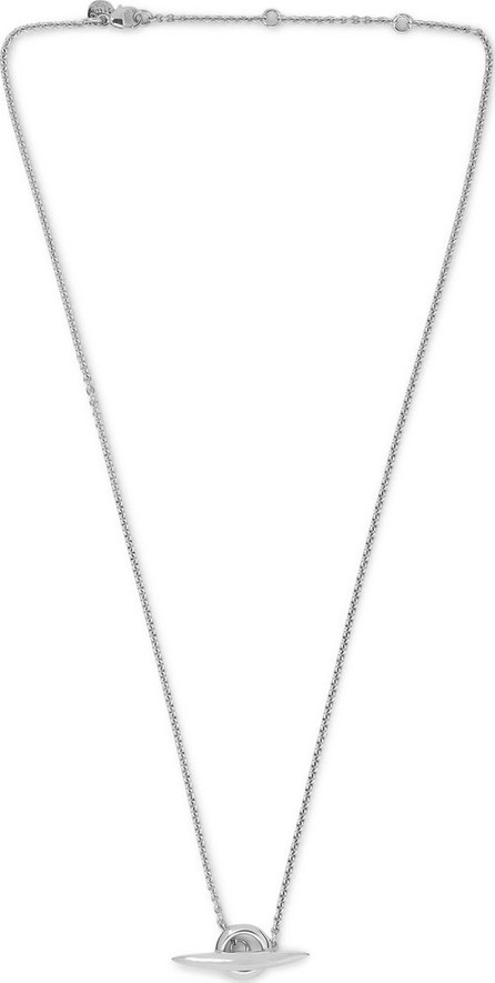 Shaun Leane Arc T-Bar Sterling Silver Necklace