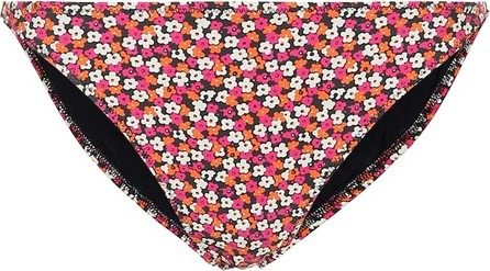 Solid & Striped Floral bikini bottoms